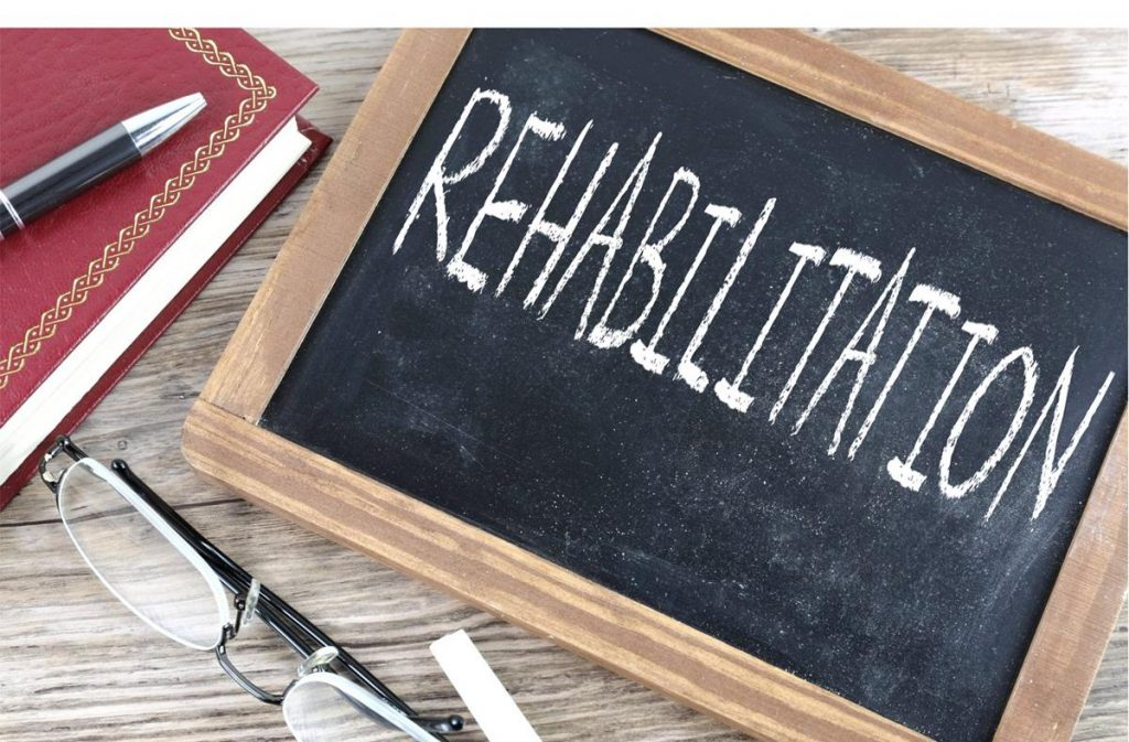 Rehabilitation on Black Board